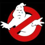 crying ghostbuster symbol