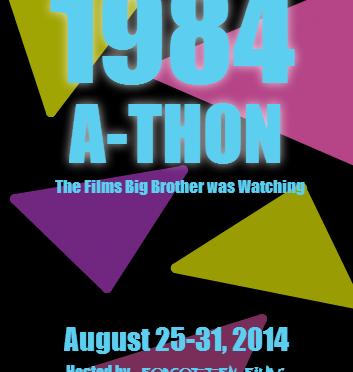 1984-a-thon Day 2