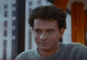 Tom Hanks in Nothing in Common