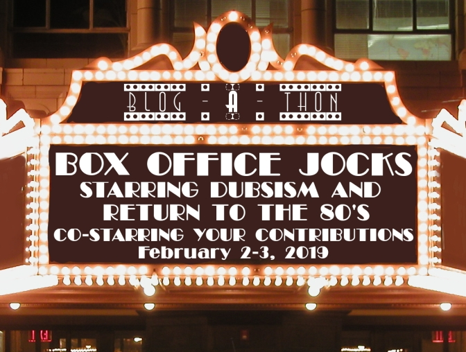 "Get Ready For The ""Box Office Jocks"" Blog-A-Thon!"