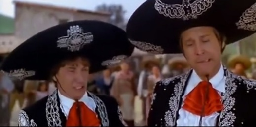 Three Amigos Not Gonna Get Paid