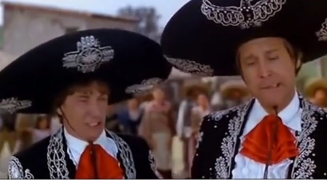 Quote of the Day: ¡Three Amigos!