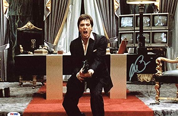 Quote of the Day: Scarface