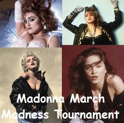 Madonna March Madness