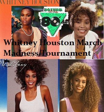 Whitney Houston March Madness Finals