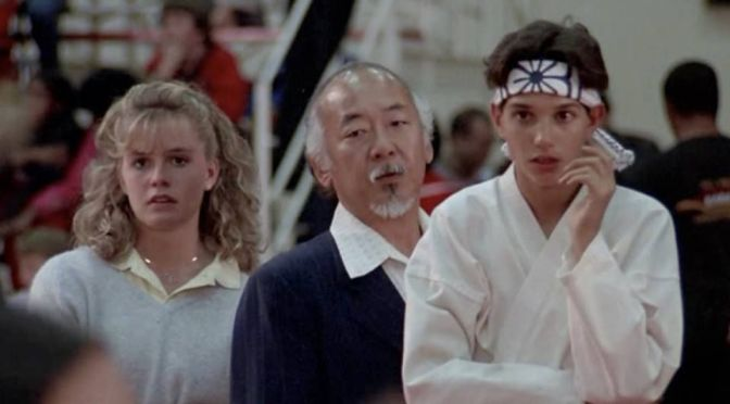 Quote of the Day: The Karate Kid