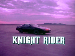 Quote of the Day: Knight Rider