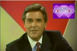 Chuck woolery on Love connection #1