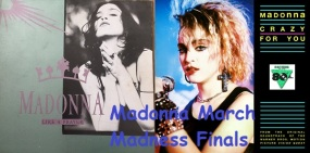 Madonna March Madness Finals
